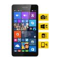 Celular Microsoft Lumia 535 Dual Sim Branco - Webfones
