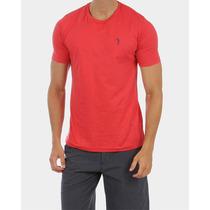 Camiseta Básica Aleatory Vermelha