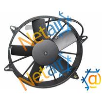 Eletro Ventilador 11 Universal 12v Unipoint 3000 Horas Aspir