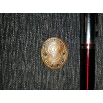 Máquina Costura Singer Emblema Original Antiga.