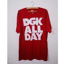 Camisetas Dgk All Day Skate - A Melhor!!