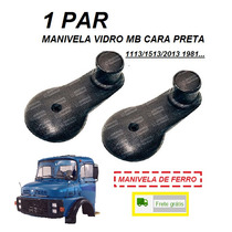 Par Manivela Levantar Vidro Caminhão Mb 1113 1114 1513 2013