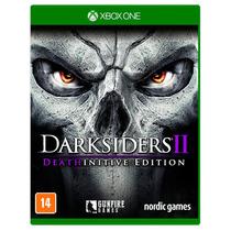 Darksiders Ii Deathinitive Edition 2 - Xbox One Mídia Física
