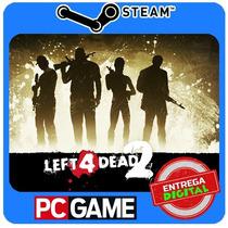 Left 4 Dead 2 Pc Steam Cd-key L2d2 Envio Imediato