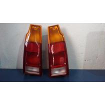 Lanterna Traseira Saveiro/parati 84/85/86/87/88/89/90/94 Par