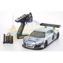 Kyosho Automodelo Fw06 Audi R8 Lms Combustão Gxr15 On Road
