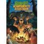 Dvd Scooby-doo - Acampamento Assustador (semi Novo)