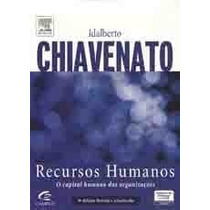 Ebook Recursos Humanos - Idalberto Chiavenato