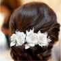 Enfeite Arranjo Cabelo Noiva Debutante #10 - Francesinha