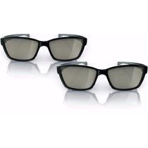Kit 2 Óculos 3d Passivos Easy 3d - Pta417 - Philips Original