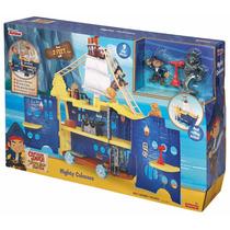 Barco Jake E Os Piratas Poderoso Colosso (mede 61 Cm)