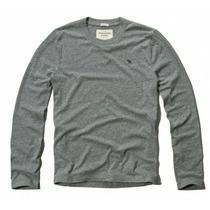 Camisa Abercrombie Manga Comprida (promoção)