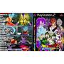 Patch Dragon Ball Z Budokai Tenkaichi 3 Latino Ps2 Frete Gra