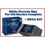 Bíblia Narrada Mp3 Por Cid Moreira Completa Mais Mega Kit