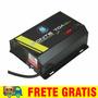 Fonte Carregador Bateria Jfa 70a C/ Voltimetro Digital 3500w