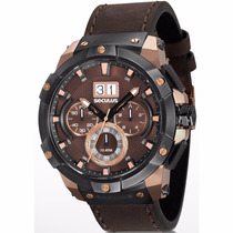 Relógio Seculus Masculino Upper 13008gpsvuc4