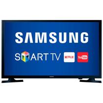 Smart Tv Slim Led 32 Samsung 32j4300 + Suporte De Parede