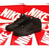 Bota Nike Air Force Tênis Novo Lançamento
