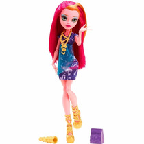 Monster High Gigi Grant Excursão Monstruosa - Mattel