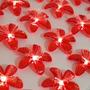 Pisca Pisca Led Flor Natal 20 Lampadas Festa Decoracao