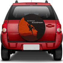 Capa Roda Estepe Ecosport 03 04 05 06 07 Eu Pratico Ecosport