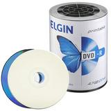 100 Dvd-r Elgin 16x Printable