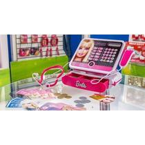 Barbie Caixa Registradora Intek