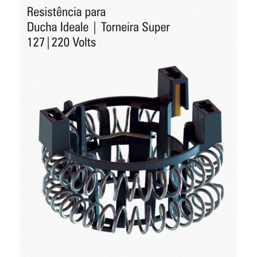 Resistência Para Chuveiro Eletrônico Multitemperatura 127v