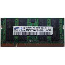 Memoria Ram 1gb Samsung Ddr2 2rx8 Pc5300 Lote(10 Unidades)