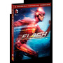 Dvd: The Flash - 1ª Temporada - 5 Discos - Novo - Original!