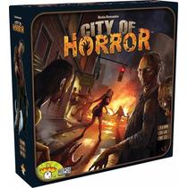 City Of Horror - Board Game Jogo Importado - Repos Productio