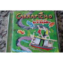 Cd - Festa Do Boi Bumba - Carrapicho - Original
