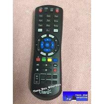 Controle Remoto Hd Claro Tv / Via Embratel Novo