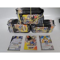 Card Dragon Ball - 50 Pacotes De Card Dragon Ball Com 4 Cada