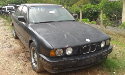 SUCATA BMW 540 1991 , MOTOR, CAMBIO E PEÇAS