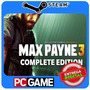 Max Payne 3 Complete Edition Pc Steam Cd-key Global