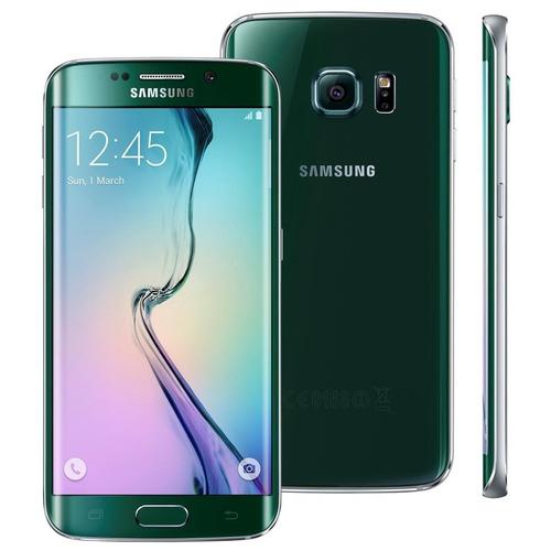Smartphone Samsung Galaxy S6 Edge G925 Desbloqueado, Octa Co
