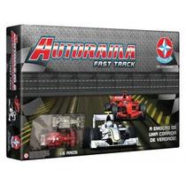 Brinquedo Novo Lacrado Autorama Fast Track Estrela