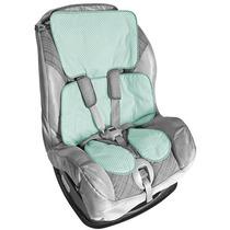 Capa Para Carrinho E Bebê Conforto 100%algodão Lavavél Verde