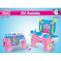 Acessórios Baby Alive Kit Cozinha