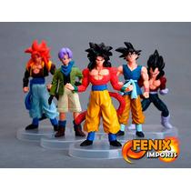 Bonecos Dragon Ball Gt Colecionáveis Goku Trunks