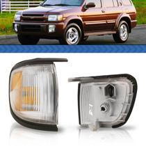 Lanterna Dianteira Pisca Seta Pathfinder 1999 1998 1997 1996