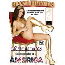 Brasileirinhas Conquistando A Ámerica Com Mônica Mattos