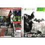 Jogo Batman Arkham City Xbox 360