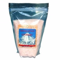 Sal Do Himalaia Importado (sal Rosa) Natural Wonder 1kg