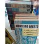 Raridade Monteiro Lobato Brasiliense Década De 50 14 Volumes