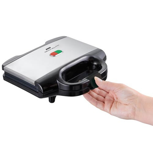 Sanduicheira Compacta Grill Inox 220v - Arno