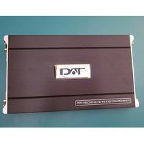 Modulo Amplificador Estéreo Dat Pr4160 4 Canais 640w Rms(ab)