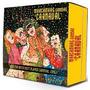 Box 4 Cds Marchinhas Samba E Carnaval -novo Lacrado Original