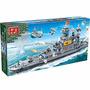 Banbao - Força Tática - Navio De Guerra 8241 - 1760 Peças